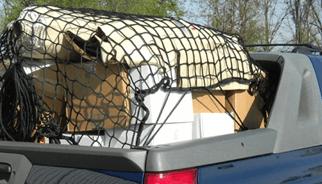 cargo nets for bakkies