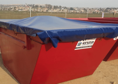 tarpaulin container covers