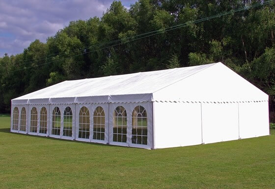White Frame Tent Marquee & Marquees for sale Durban | Tents for sale Durban